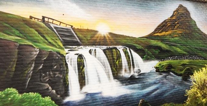 graffiti-muurschildering